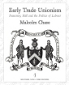 Malcolm Chase - Early Trade Unionism: Fraternity, Skill and the Politics of Labour