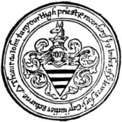 Seal of TheaurauJohn Thomas Tany