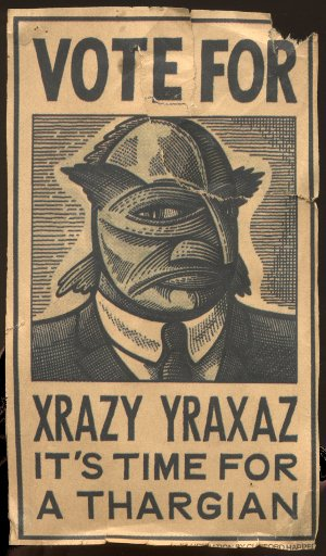 Vote for Xrazy Yraxaz